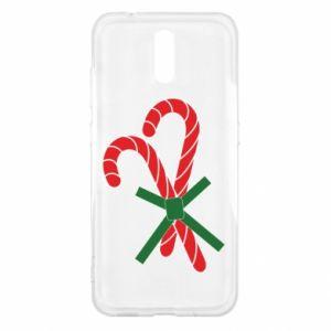 Nokia 2.3 Case Christmas Cane Candies