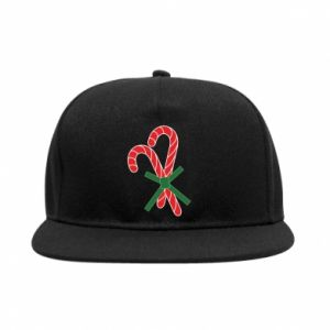 SnapBack Christmas Cane Candies