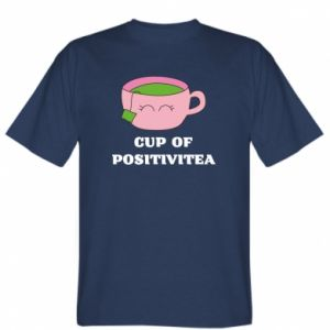 T-shirt Cup of positivitea - PrintSalon