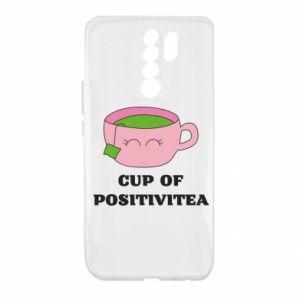 Etui na Xiaomi Redmi 9 Cup of positivitea