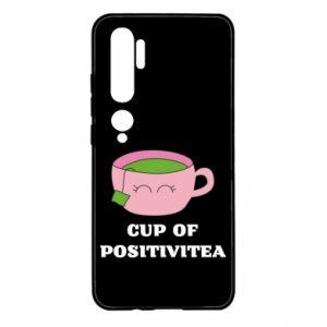 Etui na Xiaomi Mi Note 10 Cup of positivitea