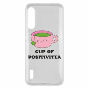 Etui na Xiaomi Mi A3 Cup of positivitea