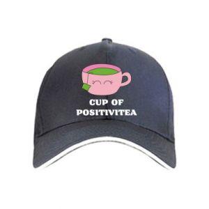Czapka Cup of positivitea