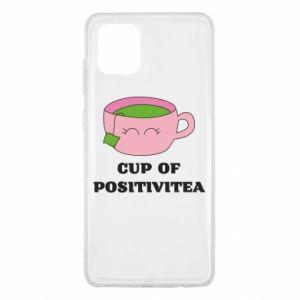 Etui na Samsung Note 10 Lite Cup of positivitea