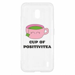Etui na Nokia 2.2 Cup of positivitea