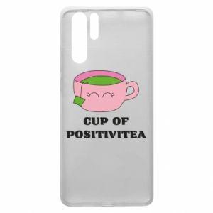 Etui na Huawei P30 Pro Cup of positivitea