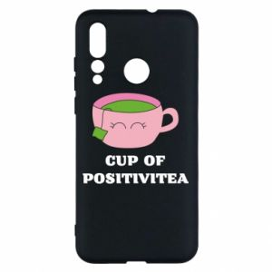 Etui na Huawei Nova 4 Cup of positivitea