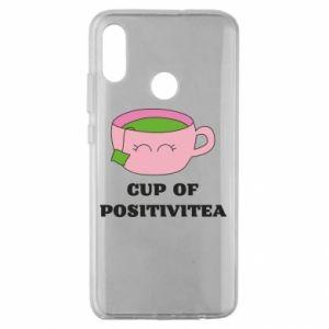 Etui na Huawei Honor 10 Lite Cup of positivitea