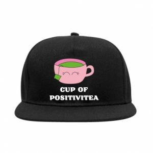 SnapBack Cup of positivitea - PrintSalon