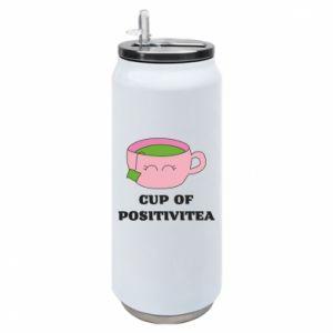 Puszka termiczna Cup of positivitea