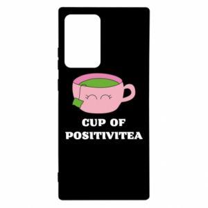Etui na Samsung Note 20 Ultra Cup of positivitea