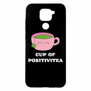 Etui na Xiaomi Redmi Note 9/Redmi 10X Cup of positivitea