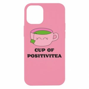 Etui na iPhone 12 Mini Cup of positivitea