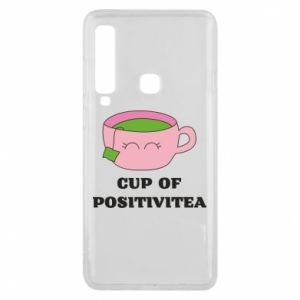 Phone case for Samsung A9 2018 Cup of positivitea