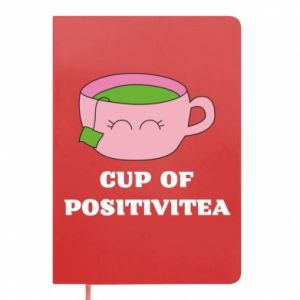 Notes Cup of positivitea