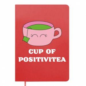 Notepad Cup of positivitea - PrintSalon