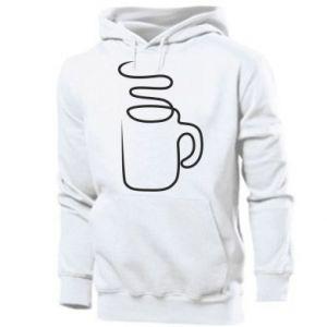 Men's hoodie Cup - PrintSalon