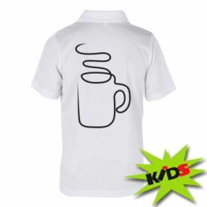 Dziecięca koszulka polo Cup