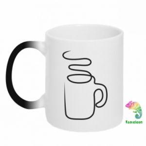 Chameleon mugs Cup - PrintSalon
