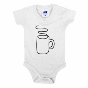 Baby bodysuit Cup - PrintSalon