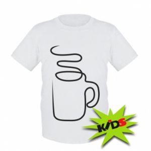 Dziecięcy T-shirt Cup