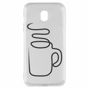 Phone case for Samsung J3 2017 Cup - PrintSalon