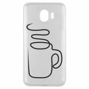 Etui na Samsung J4 Cup
