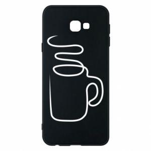 Phone case for Samsung J4 Plus 2018 Cup - PrintSalon