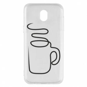 Phone case for Samsung J5 2017 Cup - PrintSalon