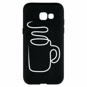 Phone case for Samsung A5 2017 Cup - PrintSalon