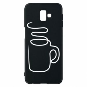 Phone case for Samsung J6 Plus 2018 Cup - PrintSalon