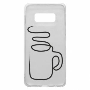Phone case for Samsung S10e Cup - PrintSalon