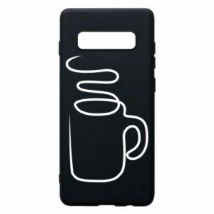 Phone case for Samsung S10+ Cup - PrintSalon