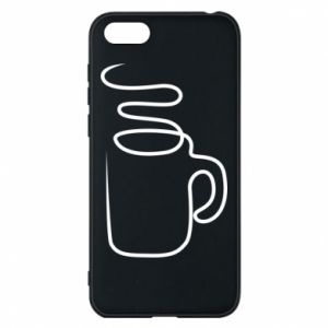 Phone case for Huawei Y5 2018 Cup - PrintSalon