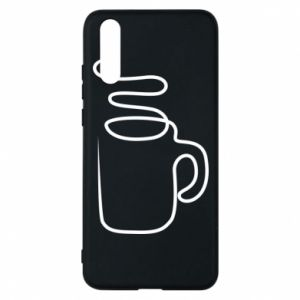 Phone case for Huawei P20 Cup - PrintSalon