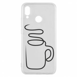 Phone case for Huawei P20 Lite Cup - PrintSalon
