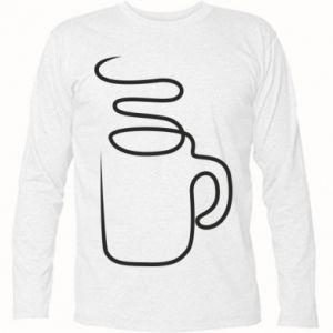 Long Sleeve T-shirt Cup - PrintSalon