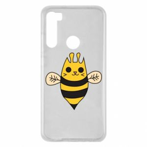Etui na Xiaomi Redmi Note 8 Cute bee smile