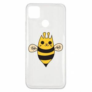 Etui na Xiaomi Redmi 9c Cute bee smile