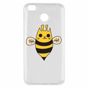 Xiaomi Redmi 4X Case Cute bee smile