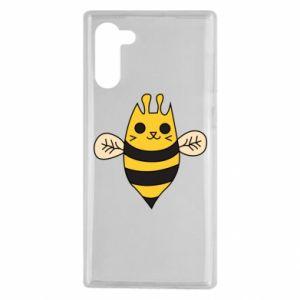 Etui na Samsung Note 10 Cute bee smile