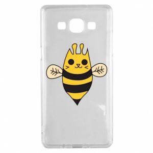Etui na Samsung A5 2015 Cute bee smile