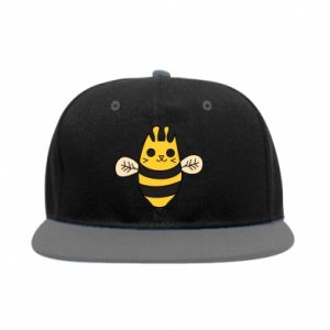 SnapBack Cute bee smile - PrintSalon