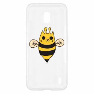 Etui na Nokia 2.2 Cute bee smile