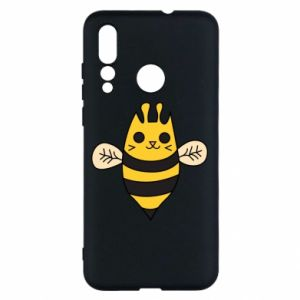 Etui na Huawei Nova 4 Cute bee smile