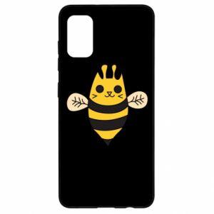 Etui na Samsung A41 Cute bee smile