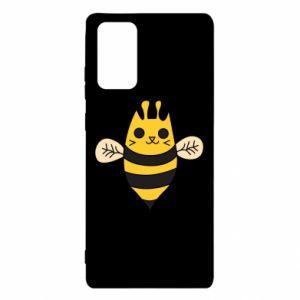 Etui na Samsung Note 20 Cute bee smile