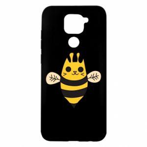 Etui na Xiaomi Redmi Note 9/Redmi 10X Cute bee smile