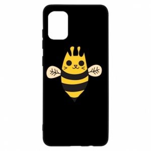 Etui na Samsung A31 Cute bee smile
