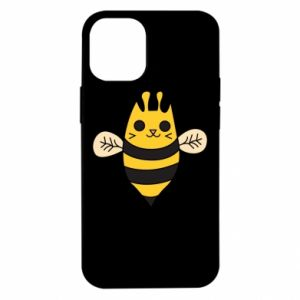 Etui na iPhone 12 Mini Cute bee smile